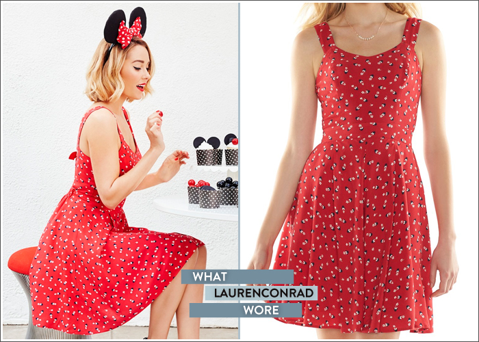 lauren conrad minnie